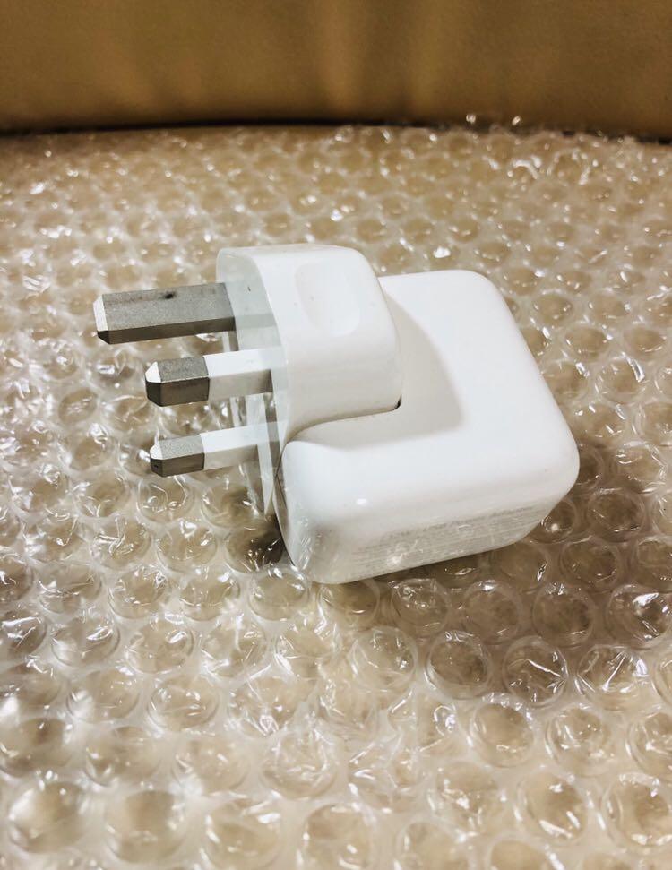 Apple三腳插頭