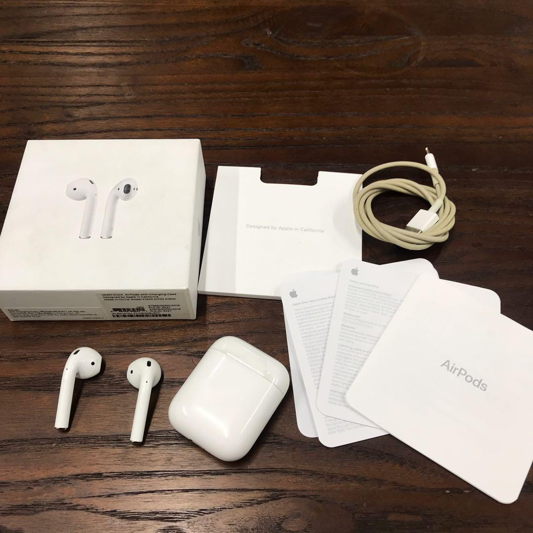 Apple Airpods gen 1 second ex ibox