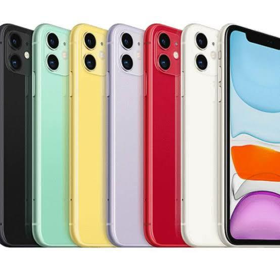 Apple iPhone 11 256 GB Garansi Resmi iBox