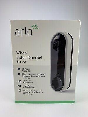 Arlo Video Doorbell (Brand New - Unopened Box)