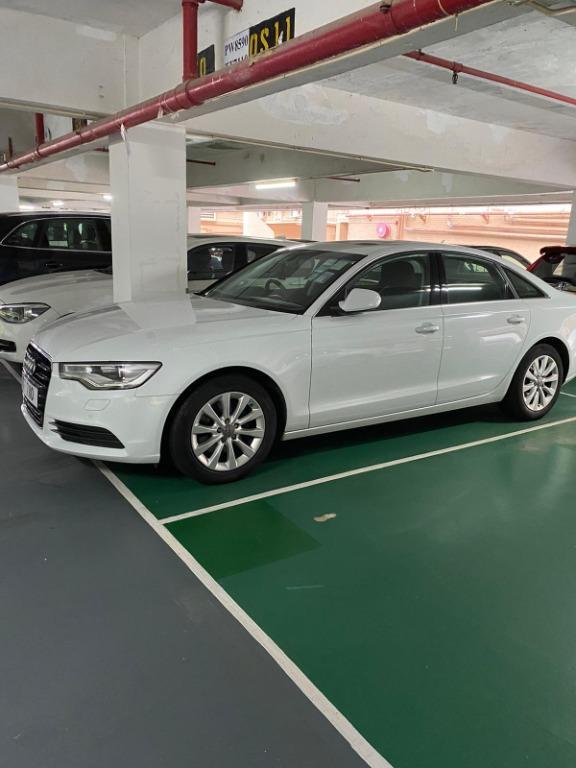 Audi A6 multitronic (2014) Auto