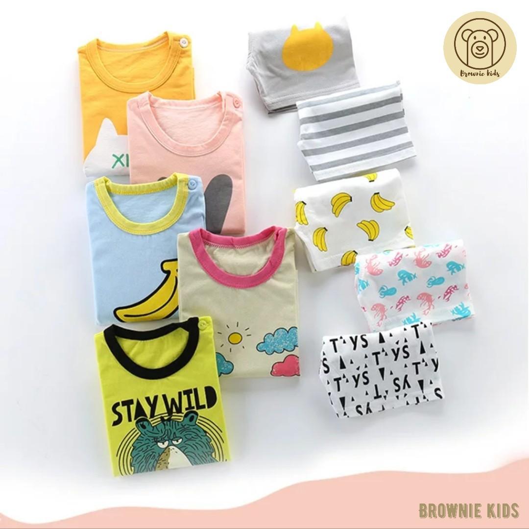 Baju anak import Set