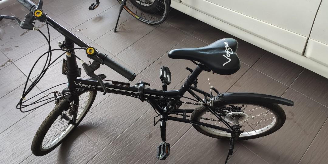 "Basikal Lipat 20"""