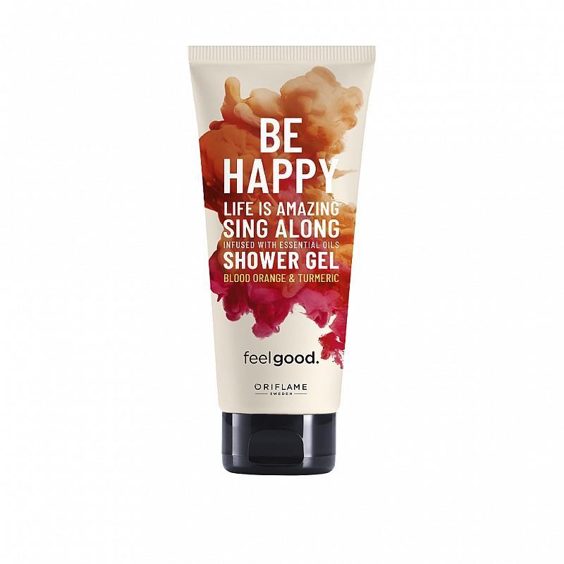 Be Happy Shower Gel Feel Good