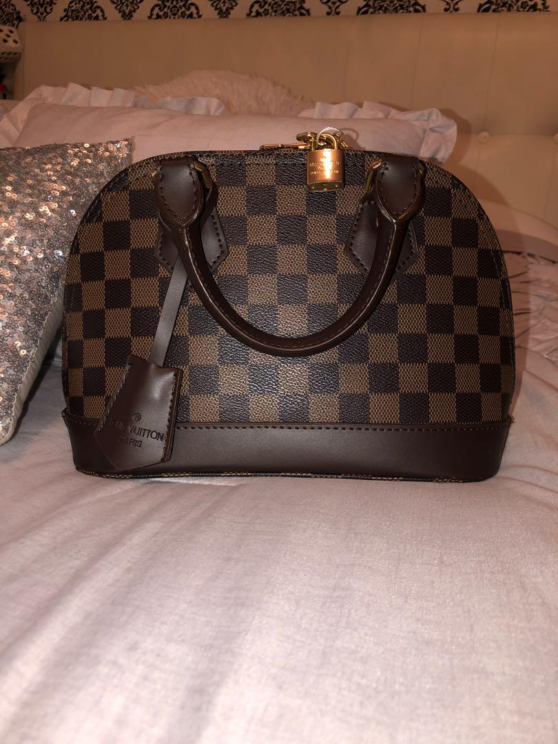 Beautiful leather bag