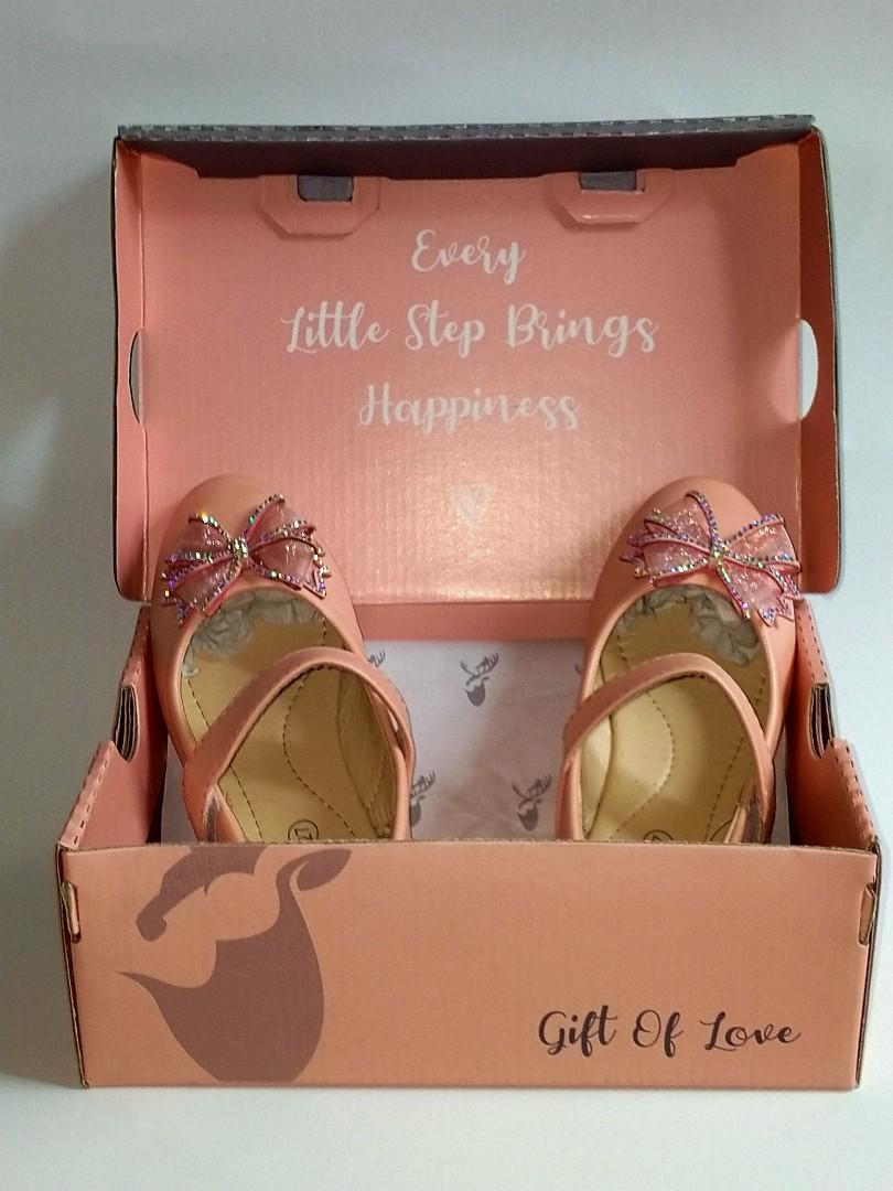 Bird & Deer kids fashion shoes/Sepatu anak cewek