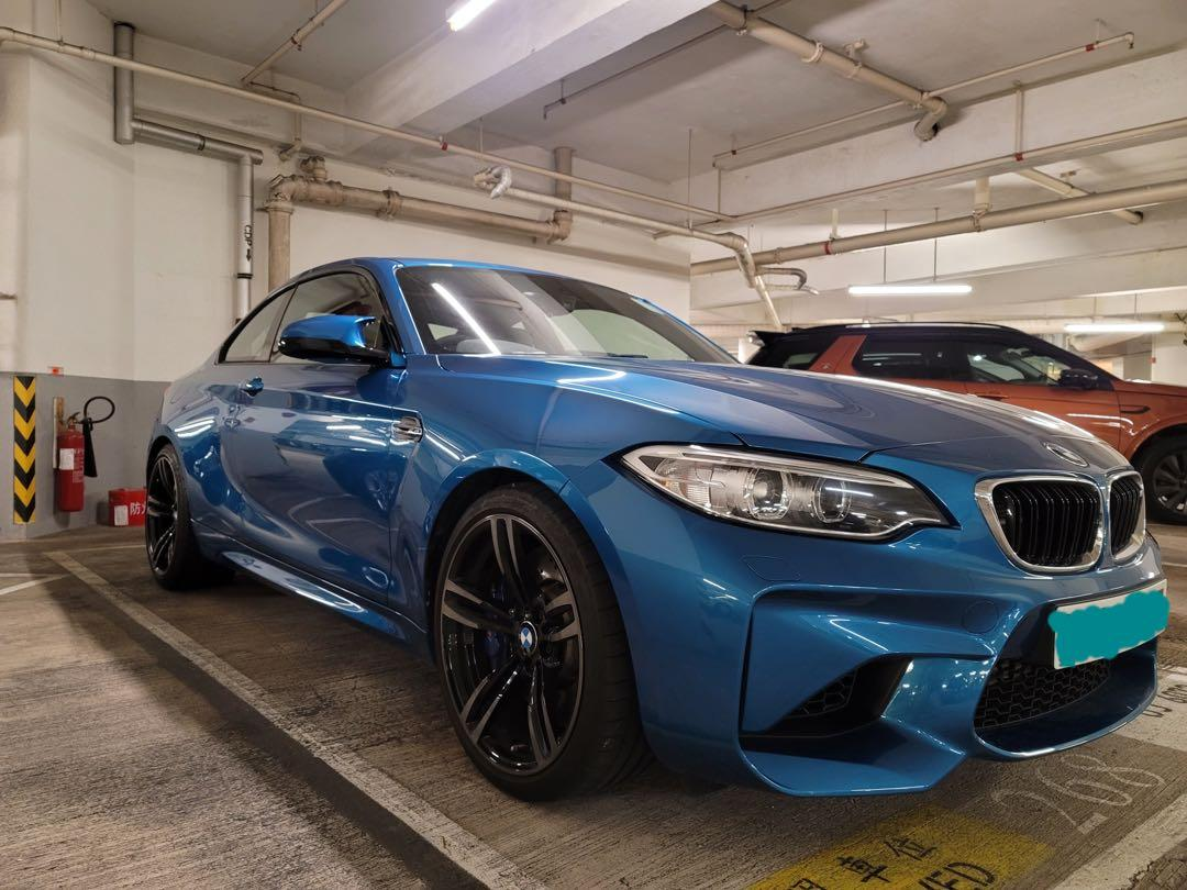 BMW M2 Coupe (A)