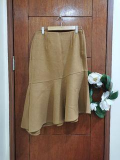 BNWT GU Wool Venus Skirt