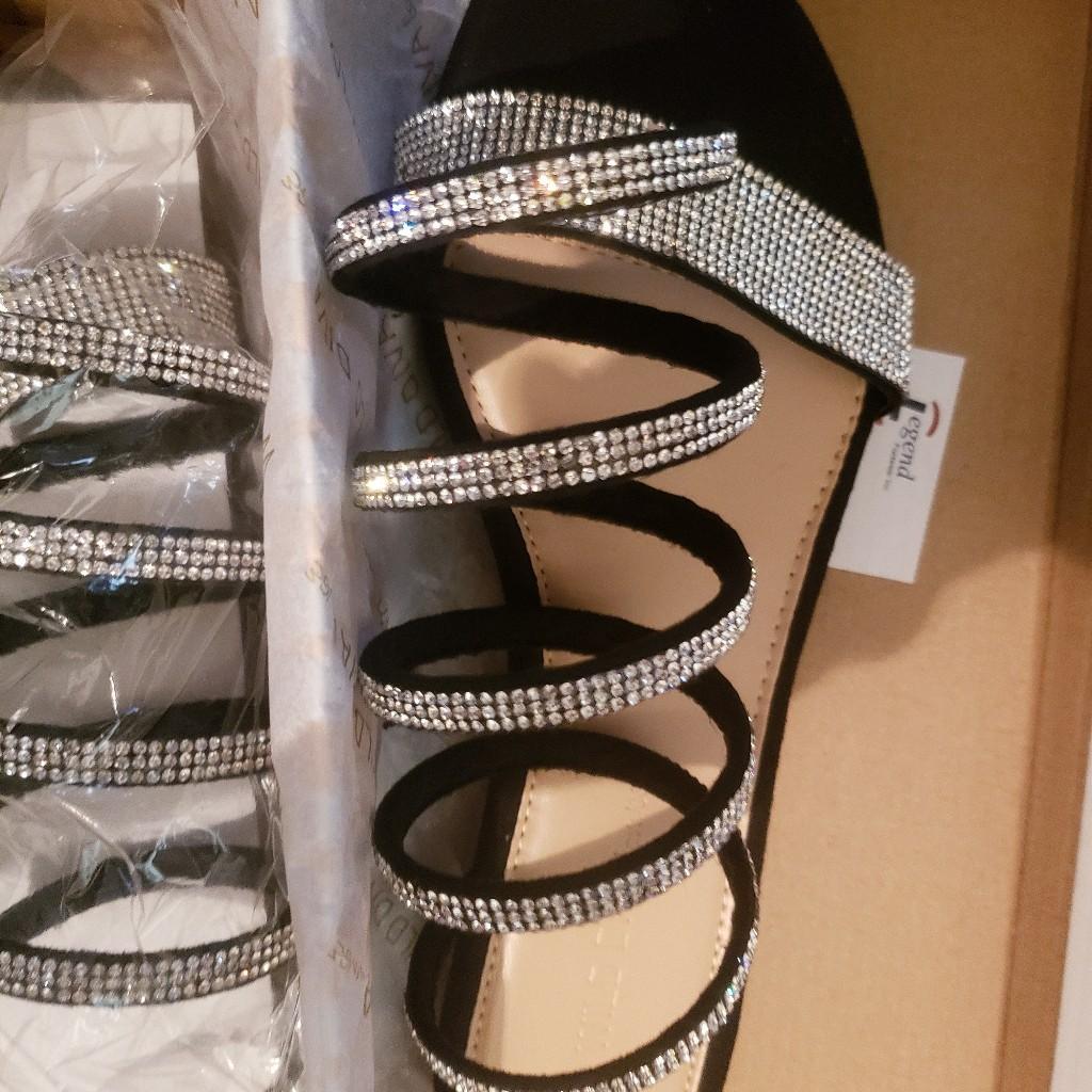 Brand new fancy sandals