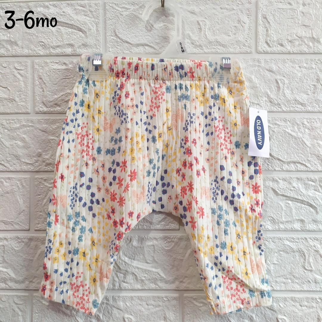 Celana Bayi OLD NAVY free hanger 3-6 bulan