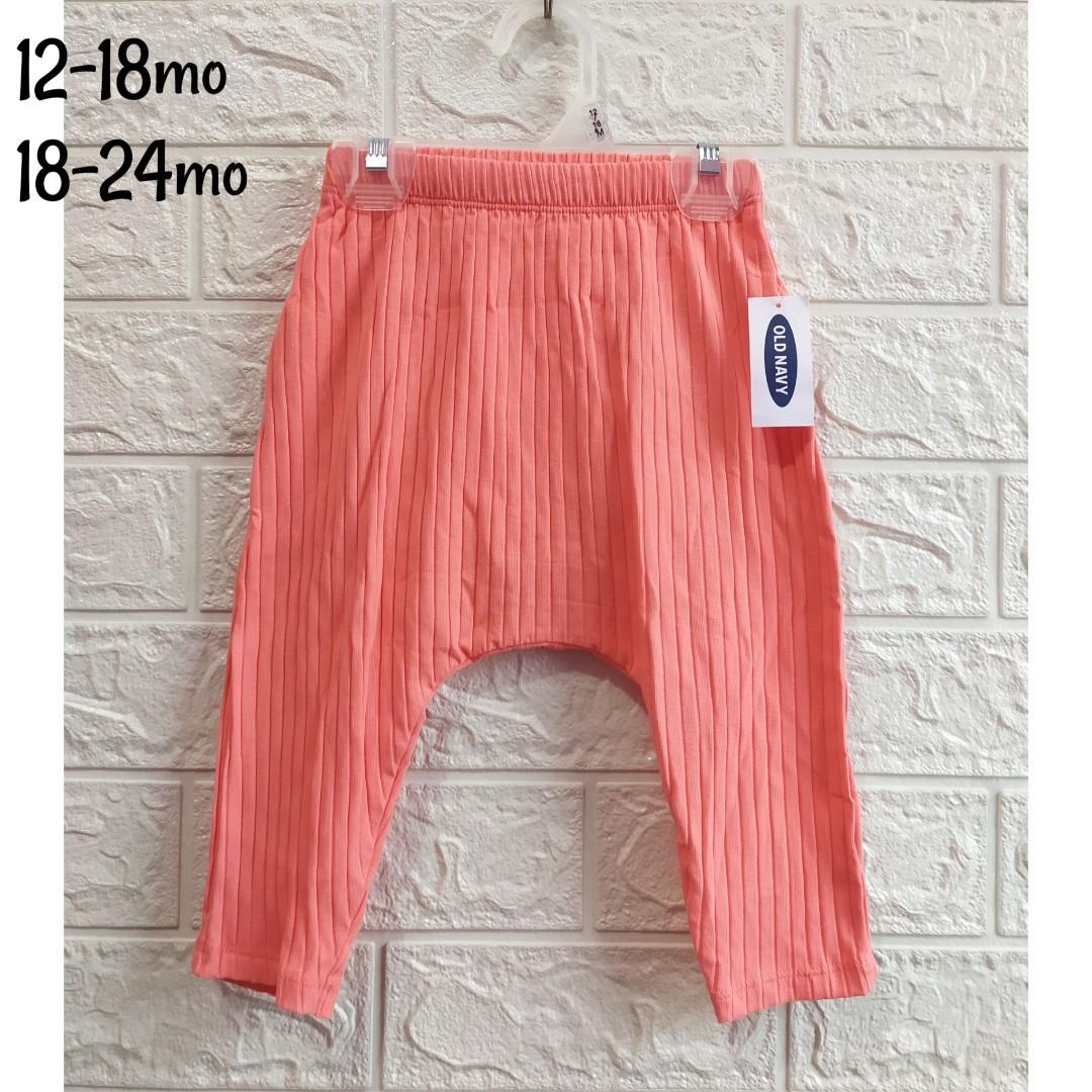 Celana Bayi OLD NAVY free hanger 12-18 bulan, 18-24 bulan