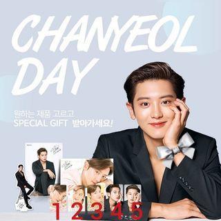 Chanyeol Exo Nacific