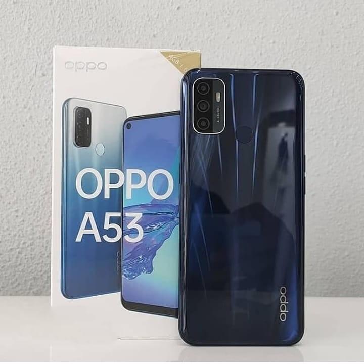 Cicilan Oppo A53 Ram 4Gb Dp 10%