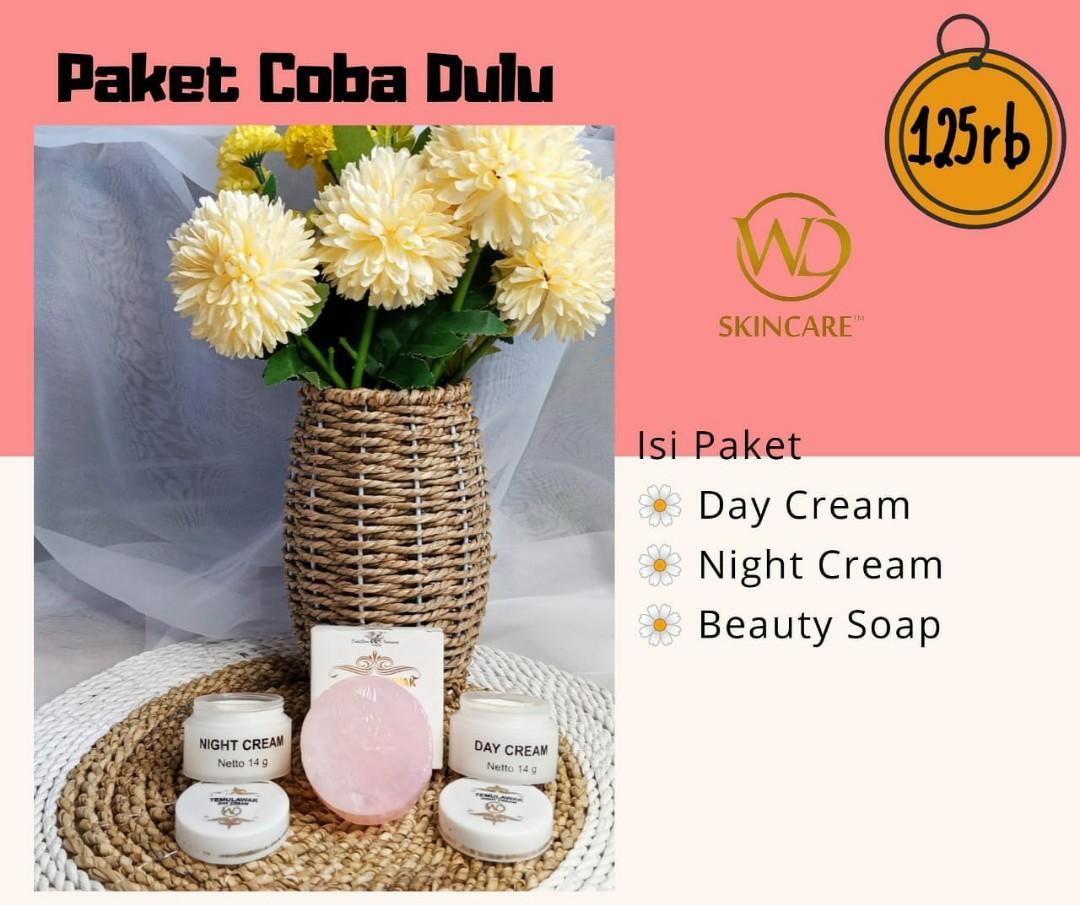 Cream WD Temulawak