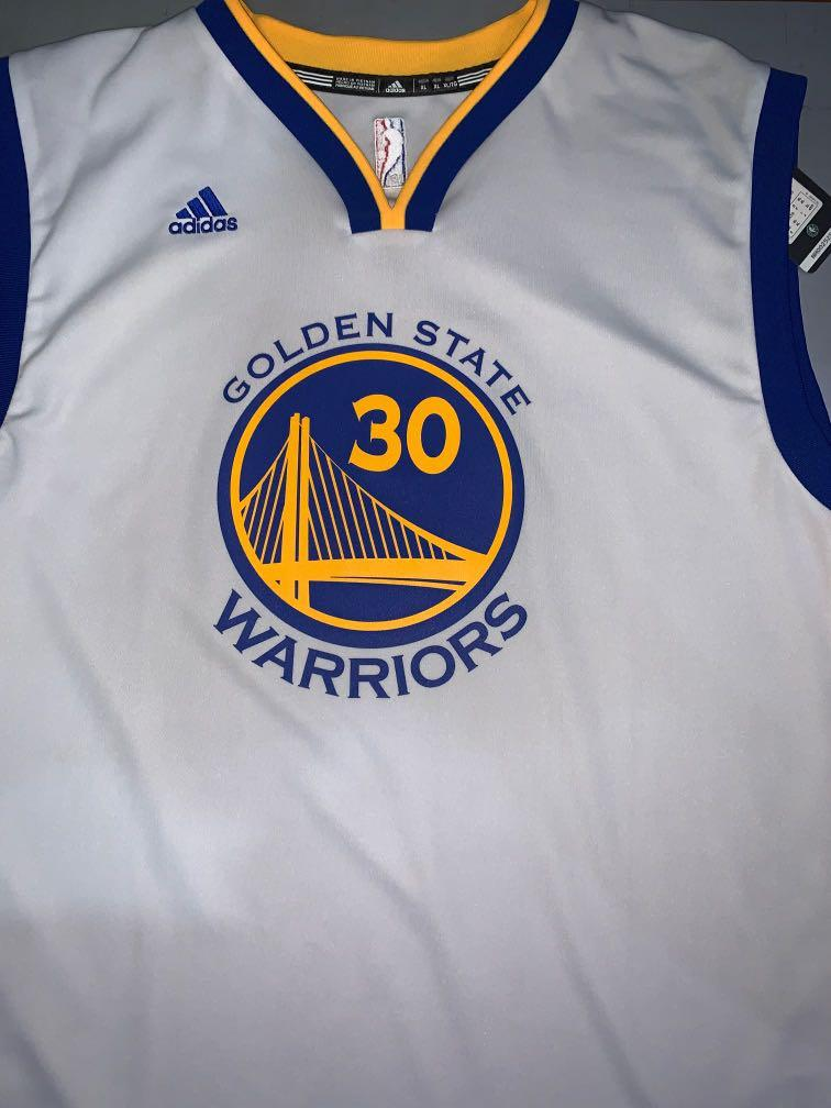 CURRY JERSEY