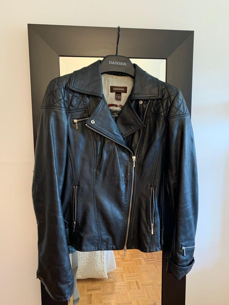 Danier Real Leather Jacket