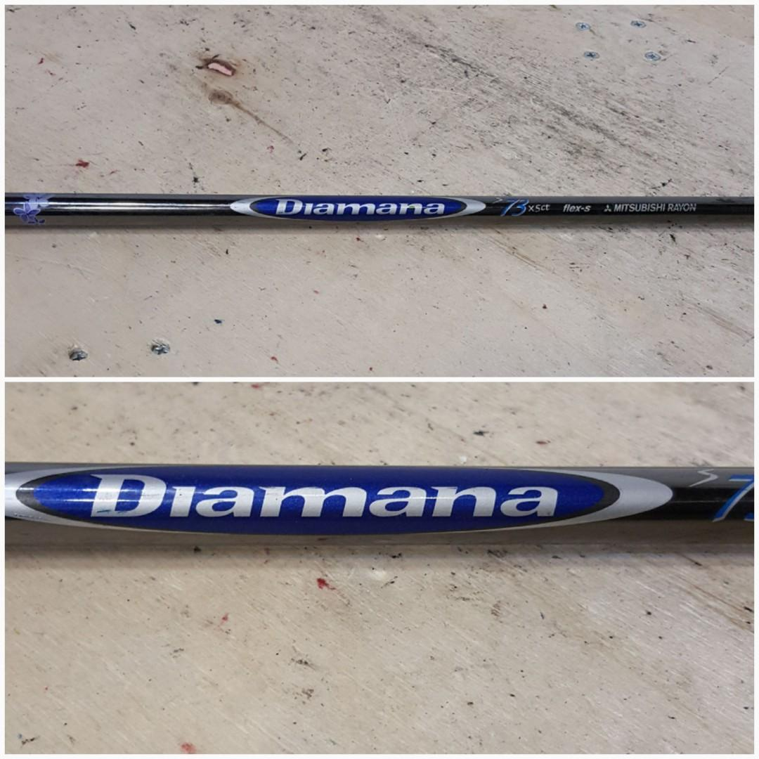 "Diamana 73x5ct flex S Aftermarket shaft 41.5"" (wood) KP GOLF OFFER"
