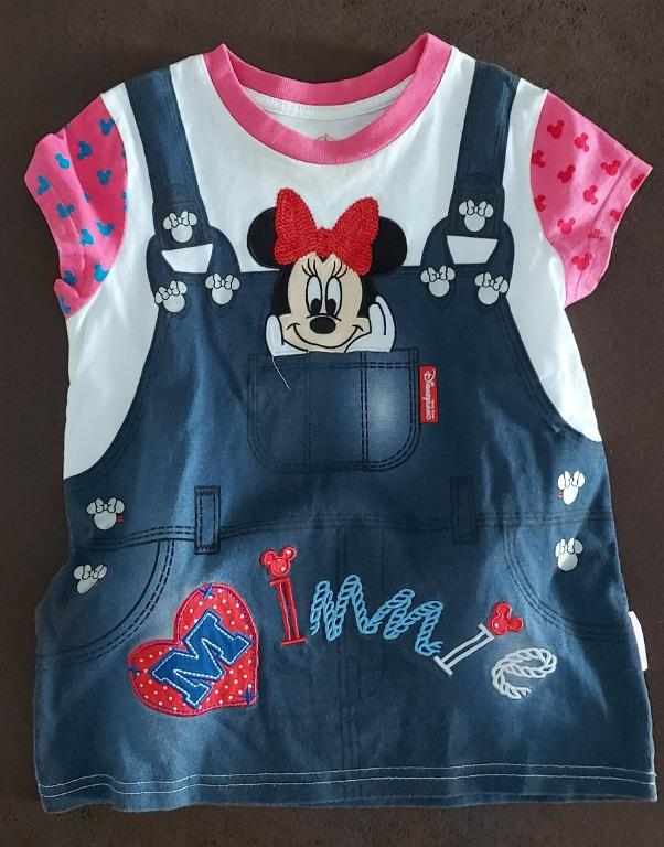 Dress Disneyland Minnie (Ori HK) uk M