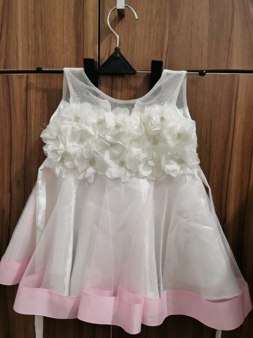 Dress pesta anak 1 tahun