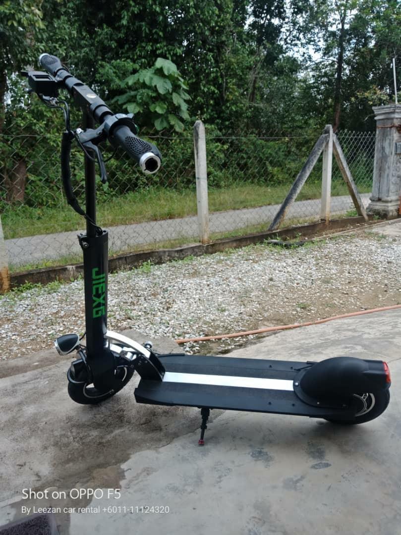 Electric Scooter Jiexg 36v