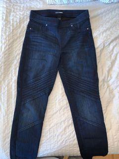 Fashion Nova High Waisted Jeans Size 9