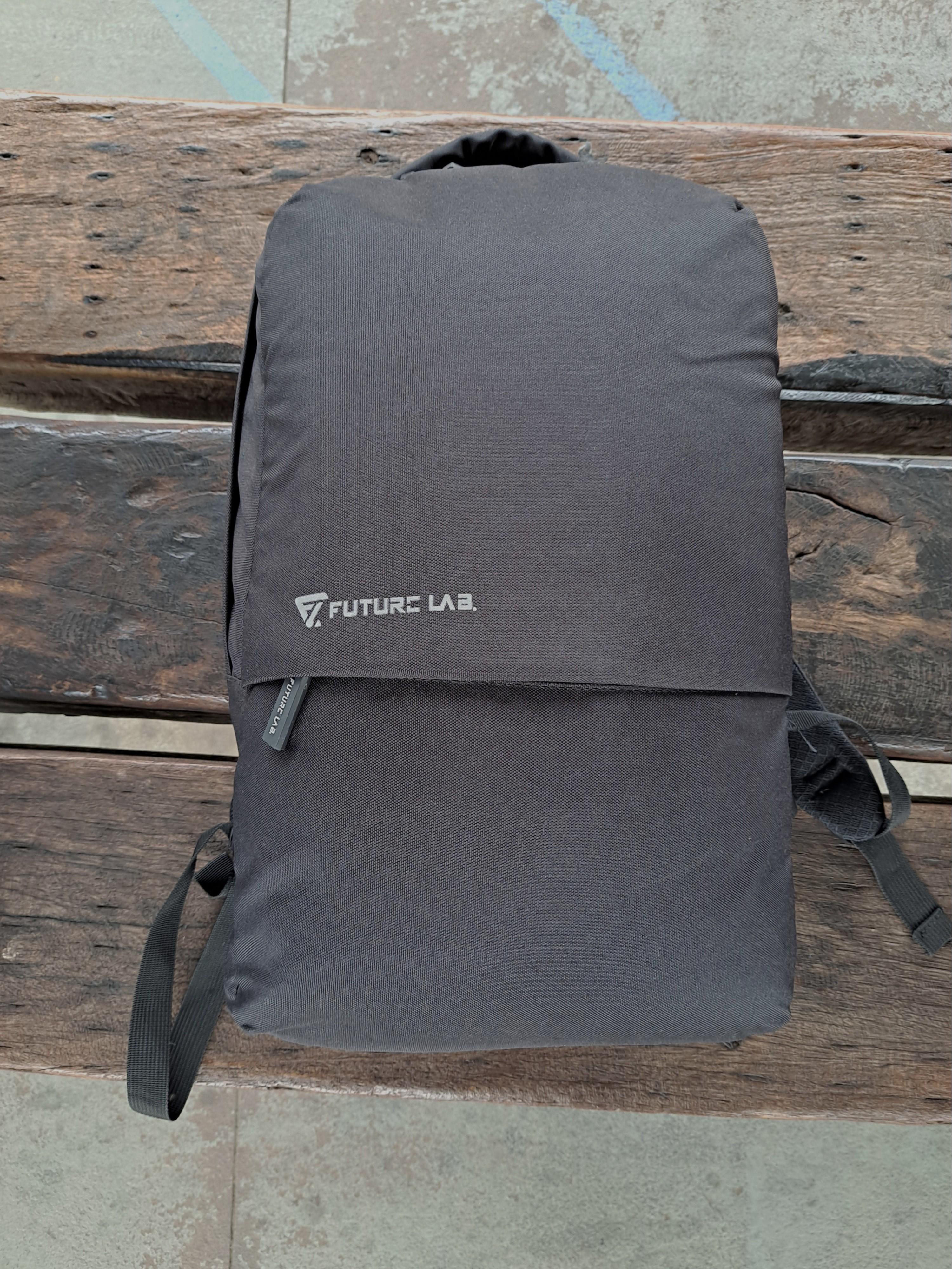 Future Lab未來實驗室💯近全新 人體工學 超減壓減重 後背包