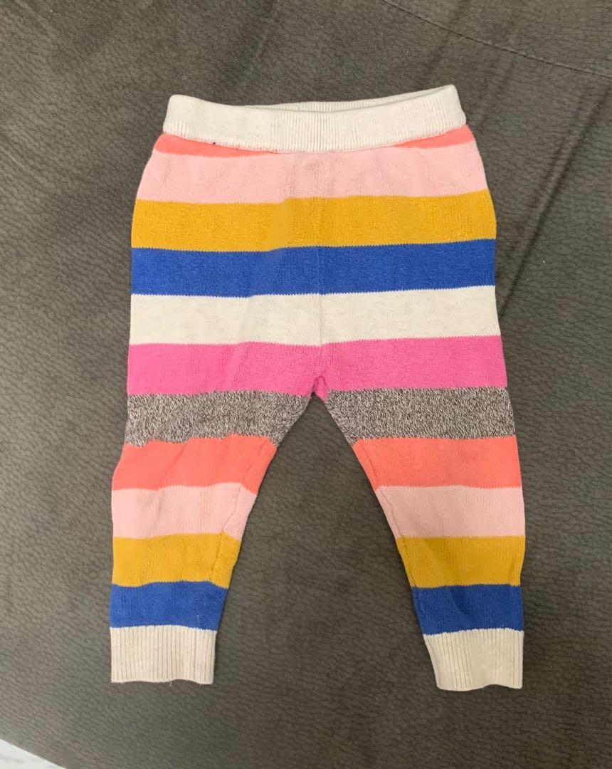 Gap彩色內搭褲