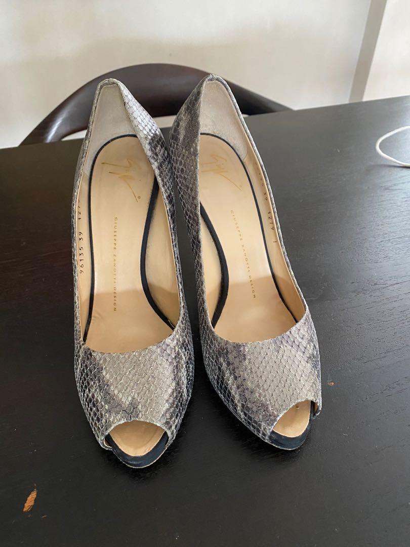 Giuseppe Zanotti shoes, 女裝, 女裝鞋