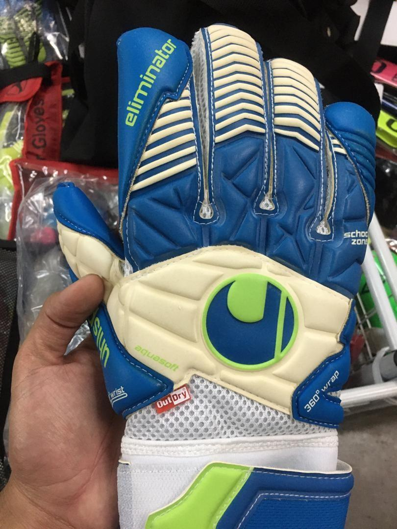 Goalkeeper glove ulhsport