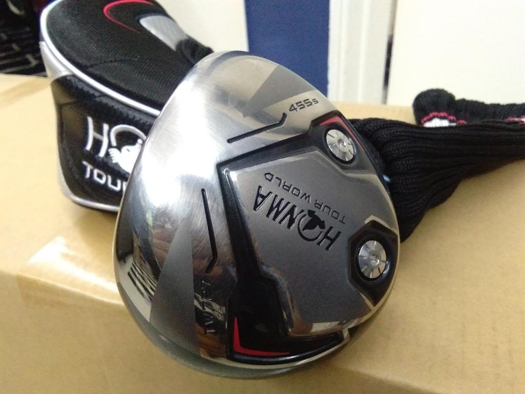Golf - HONMA TOUR WORLD TW727 455S 10.5° (SR)
