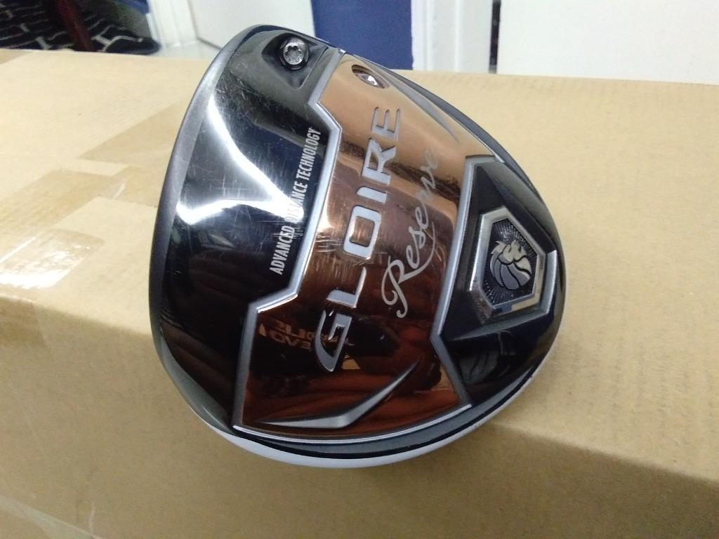 Golf - TaylorMade GLOIRE Reserve 10.5° (SR)
