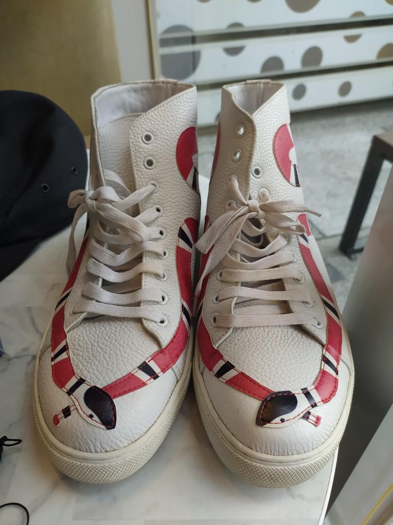 Gucci古馳鞋子不知道真假當一般鞋子販售問真假一律不回應