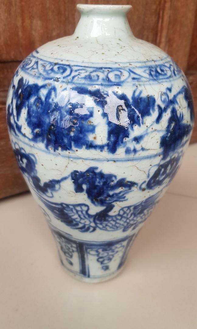 Guci Antik dinasti yuan