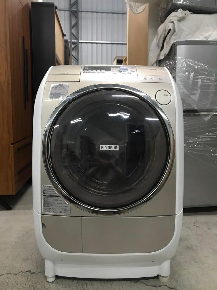 HITACHI日立 滾筒洗衣機 洗脫烘SF-BD1100T