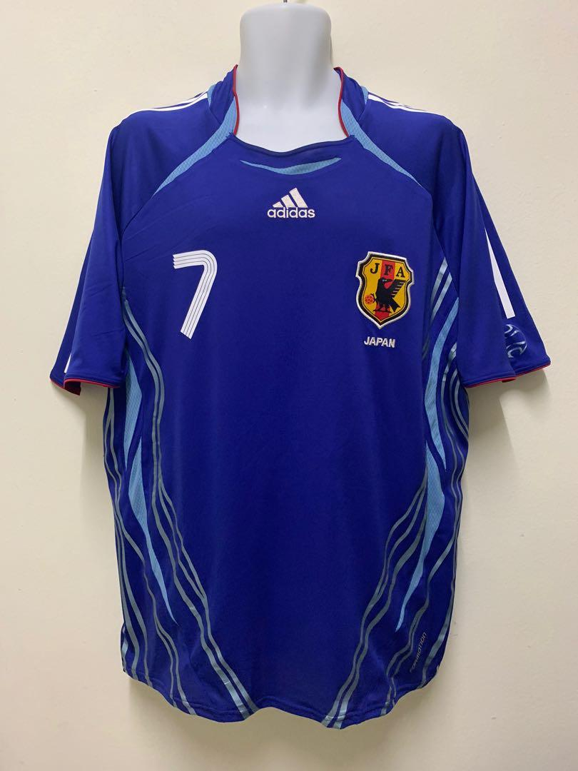 Japan jersey formotion home 2006