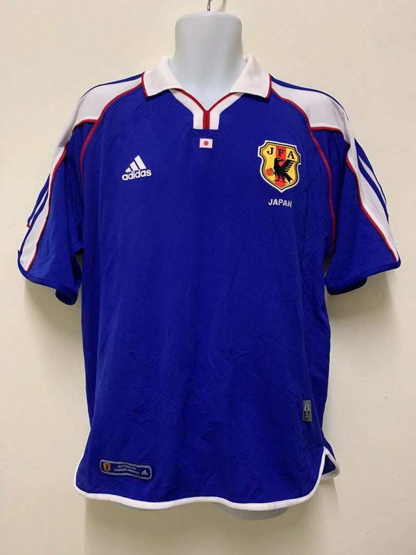 Japan Jersey home 2000