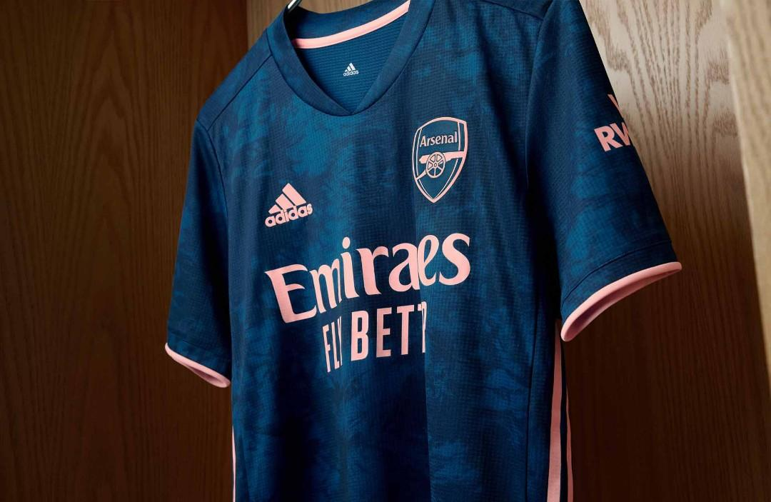 Arsenal 3rd kit 2020 / 2021