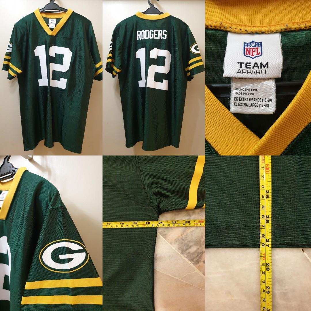 Jersey - Greenbay Packers