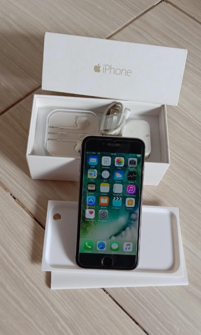 Jual iPhone 6 64GB
