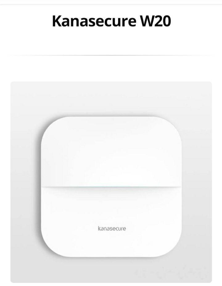 Kanasecure W20 smart alarm