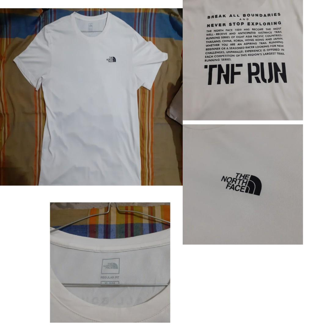 Kaos The North Face _ Run