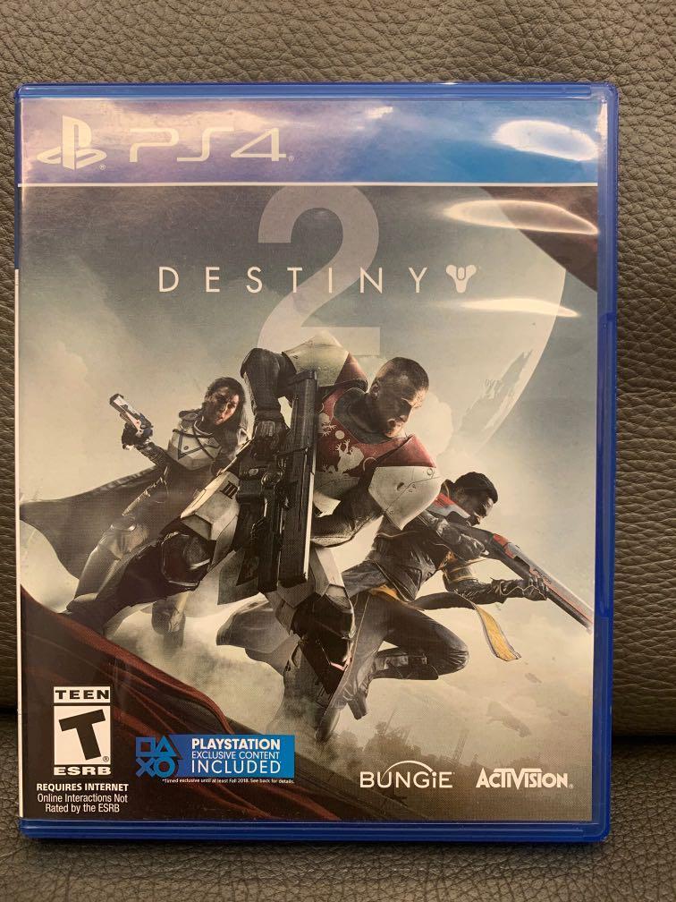 Destiny 2 Kaset PS4