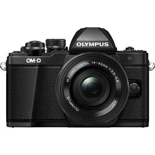 Kredit Olympus OM-D E-M10 Mark II Kit 14-42mm EZ + 40-150mm R