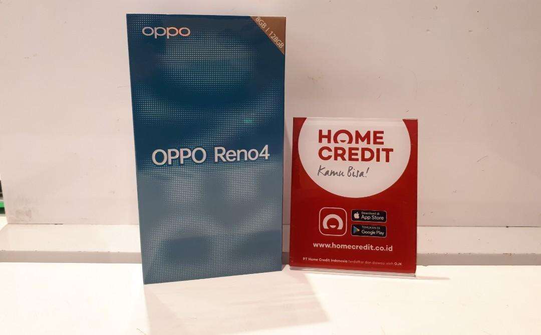 Kredit Oppo Reno 4 Ram 8GB Dp 10%