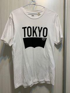 Levi's Tokyo 東京限定短T/短袖