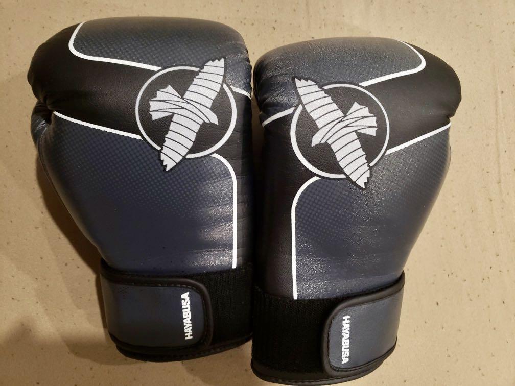 Like new Hayabusa gloves sz 8oz
