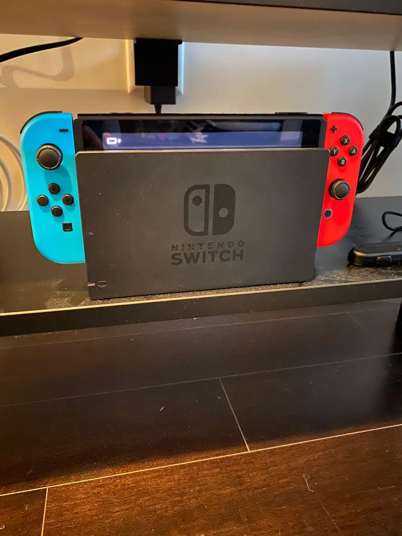 Like NEW Nintendo Switch Console