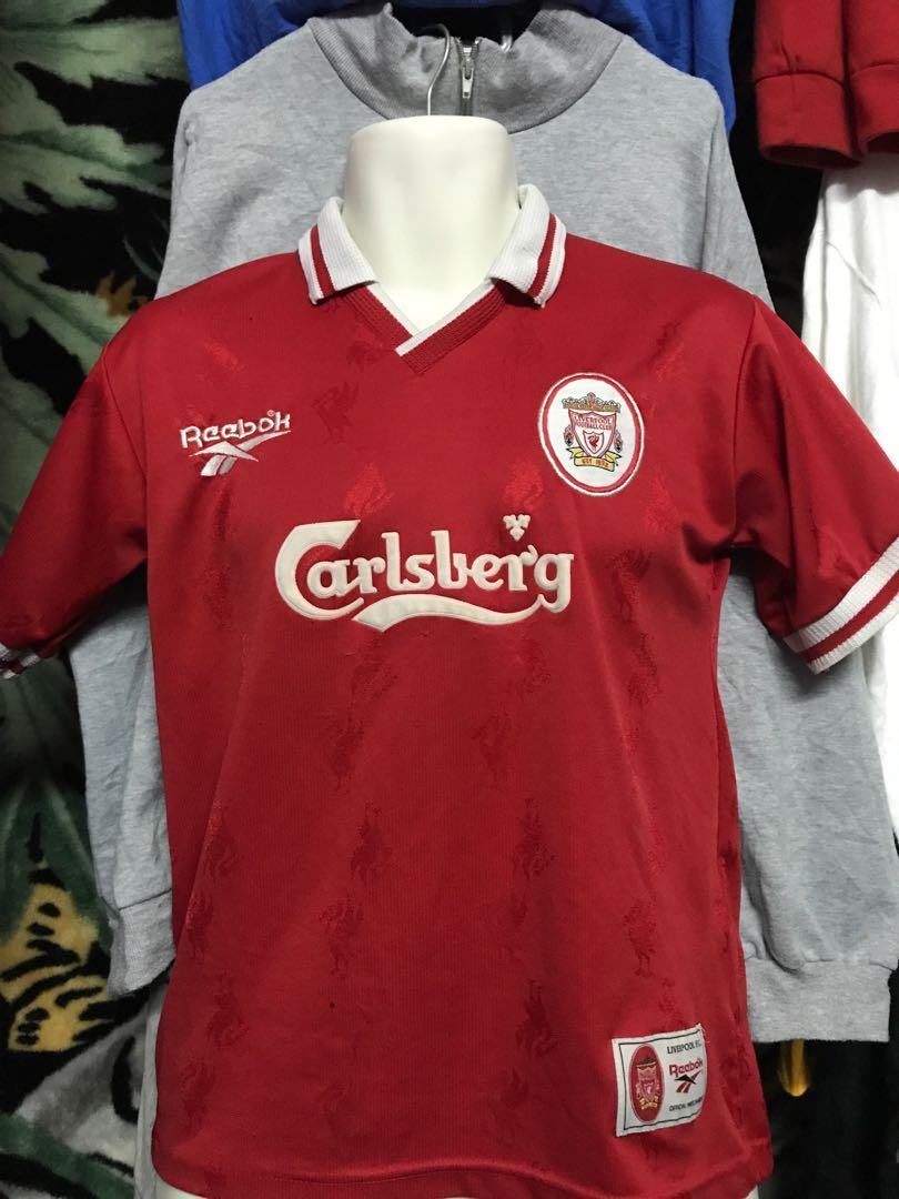 LIVERPOOL  HOMEKIT 96/98