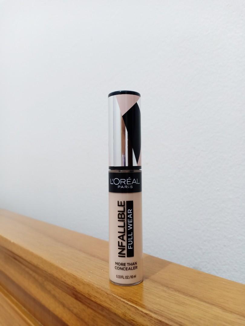 L'Oreal Paris Infallible More Than Concealer Makeup ( 305 Ivory )