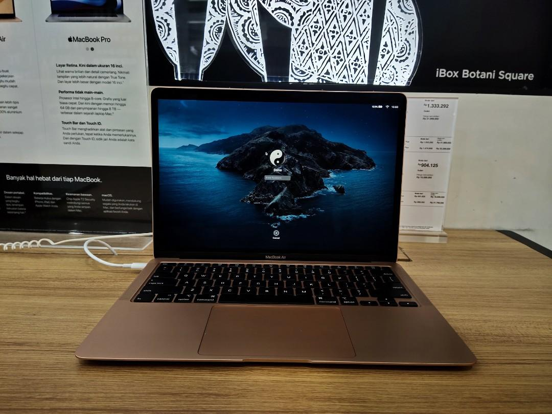 MacBook Air iBox Botani square Cicilan Tanpa Kartu kredit